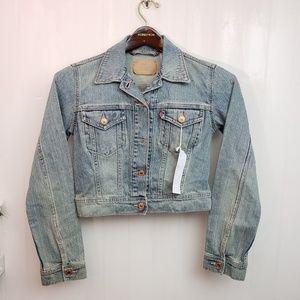 Levi's Jean Jacket Sz